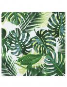 20 tovagliolini di carta tropical verde