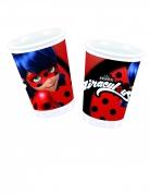8 bicchieri di plastica Ladybug™