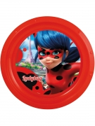 Piatto in plastica rigida Ladybug™