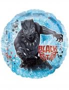 Palloncino alluminio rotondo Black Panther™