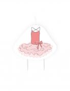 Candelina di compleanno piccola ballerina