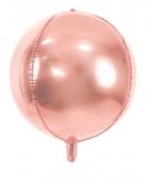Palloncino oro rosa metallizzato