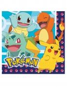 16 tovaglioli di carta Pokemon™