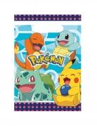 8 Buste regalo di plastica Pokemon™