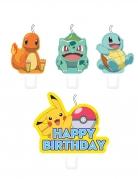 4 candeline di compleanno Pokemon™