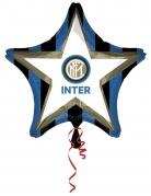 Palloncino alluminio stella Inter™ 48 cm