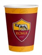 8 bicchieri in cartone Roma™