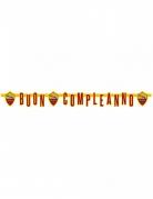 Ghirlanda in cartone Buon Compleanno Roma™