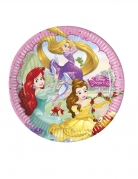 8 piatti Principesse Disney Dreaming™ 23 cm