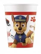 8 bicchieri in cartone Paw Patrol pronti all'azione™
