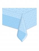 Tovaglia in plastica il mio battesimo blu