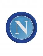 8 piattini in cartone Napoli™ 18 cm