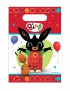8 sacchetti regalo in plastica Bing™