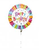 Palloncino Happy Birthday 80 cm