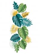Decorazioni 13 pezzi foglie tropicali chic