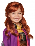 Parrucca deluxe Anna Frozen 2™ bambina