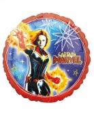 Palloncino alluminio rotondo Captain Marvel™