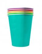 20 bicchieri in cartone riciclabile Summer