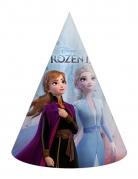 6 cappellini in cartone Frozen 2™