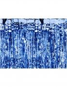 Tenda di fili blu