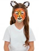 Kit trucco e accessori tigre per bambini
