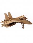 Modellino aereo in cartone
