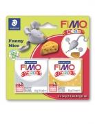 Kit pasta FIMO® topo