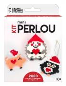 Kit perline da stirare animali natalizi
